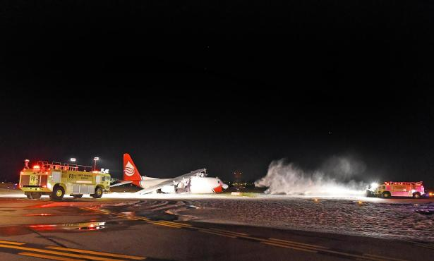 Santa Barbara Airport Water Tests Clean for Fire-Fighting Foam Contaminants