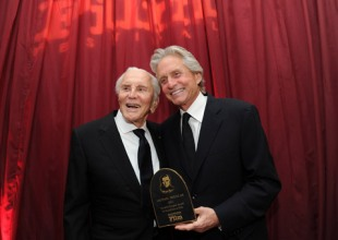 Kirk Douglas, 'Spartacus' Actor and Montecito Resident, Dies at 103