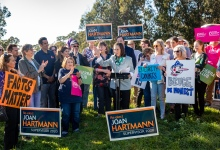 Hartmann Accuses Porter Campaign of 'Outright Lies' in 3rd District Race