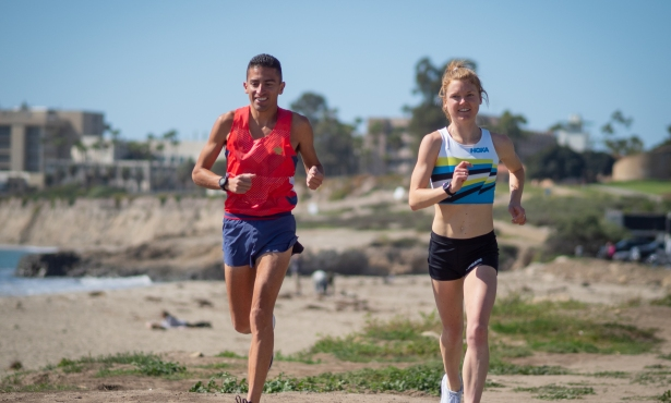 Santa Barbara Marathon Runners Eye Olympics