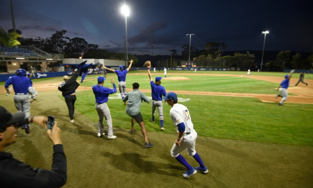 Gaucho Baseball Prepares for the Bright Lights
