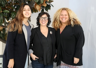 Graham Brown, Terry Ortega, Esperanza Carmona ― 2020 Wedding Guide Gurus