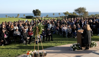 Hundreds Gather to Mourn Goleta Couple Killed in Hit and Run