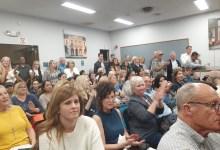 Hundreds Pack Santa Barbara School Board over Sex Ed