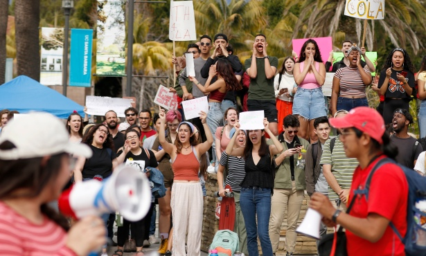 UCSB Grad Students Strike for Cost-of-Living Adjustment