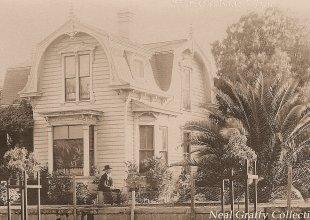 1875 Second Empire Home