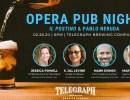 Opera Pub Night at Telegraph Brewing Company