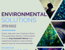 Environmental Solutions Open House at UCSB