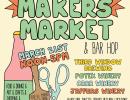 Haley Corridor Makers Market & Bar Hop