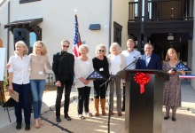 Johnson Court Opens to Homeless Veterans