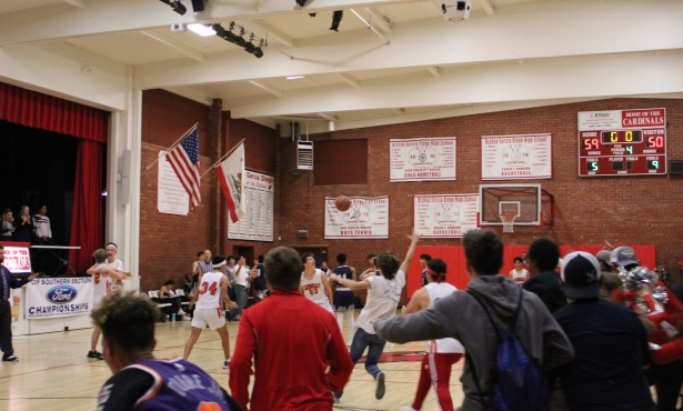 Bishop Diego Boys' Basketball Advances to CIF Championship Game