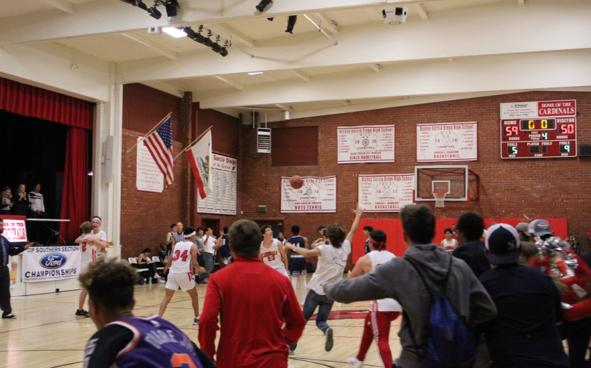 Bishop Diego Boys' Basketball Advances to CIF Championship Game
