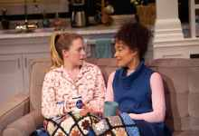 Review   Rubicon Theater's 'Never, Not Once'