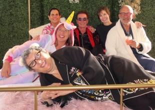 SBIFF Hosts Riviera Red Carpet Pajama Party