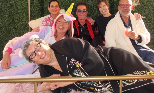 SBIFF Hosts Riviera Red Carpet Pajama Party