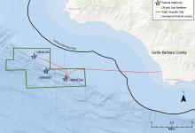 Three Offshore Oil Platforms to Shut Down