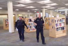 Video of Library Arrest Sparks Outcry