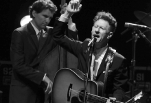 Review | Lyle Lovett at Campbell Hall