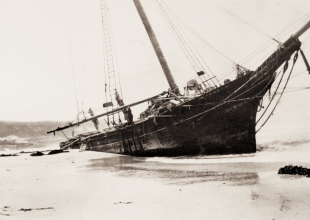 Channel Island Shipwrecks Tell Stories of Heroism, Heartbreak, and High-Seas Scalawaggery