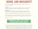 Symposium on Music, Sound, and Indigeneity