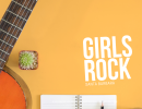 Teen Songwriting Workshop with Girls Rock SB