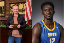 Athletes of the Week: Zosia Amberger and Amadou Sow