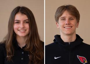 Athletes of the Week: Elliot Redkey and Kai Morphy