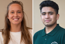 Athletes of the Week: Hannah Meyer and Juan Carlos Torres