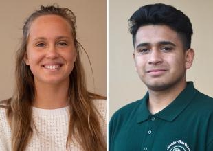 Athletes of the Week: Hannah Meyer and Juan Carlos Torres