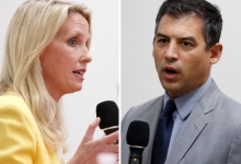 Williams and Capps Enter Round Four of 1st District Debates