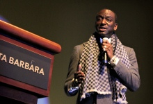 Crowd Swells to Hear Yusef Salaam, Innocent of 'Central Park Five' Charge