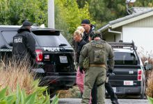 Woman Hides in Car After Accused of Assault on Two Civilians, One Officer in Santa Barbara