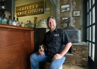 Cutler's Artisan Spirits Producing Sanitizer