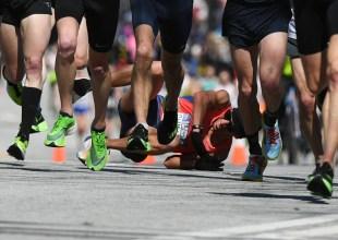 Goleta's Gutty Marathoners