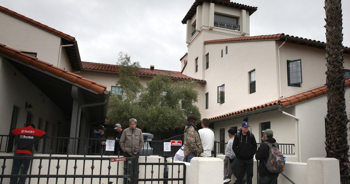 Santa Barbara's Homeless Population Faces Coronavirus