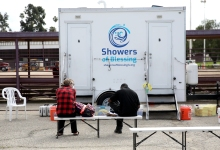 Good News, Bad News for Homeless COVID-19 Response