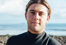 Surfer Conner Coffin Reboots for 2020 World Championship Tour
