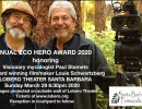 RESCHEDULED- The Second Annual Eco Hero Award