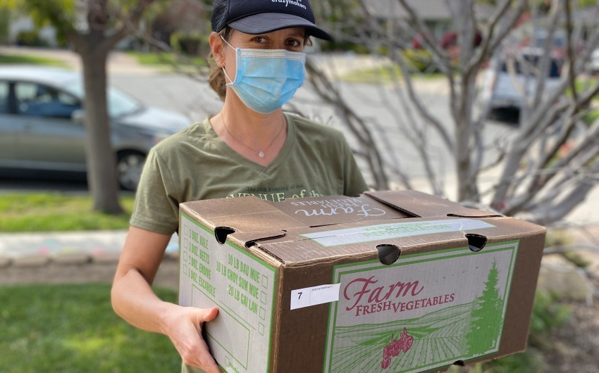 Local Harvest Delivery Brings Farmers to You