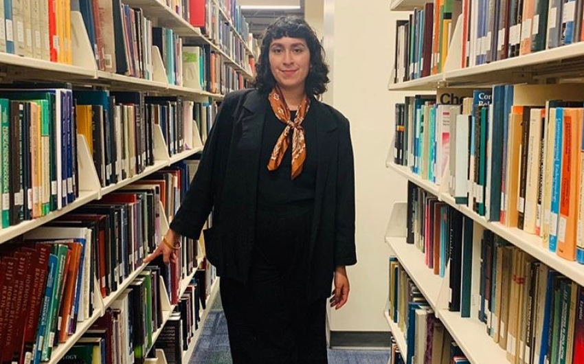 Celina Garcia, Calendar Assistant