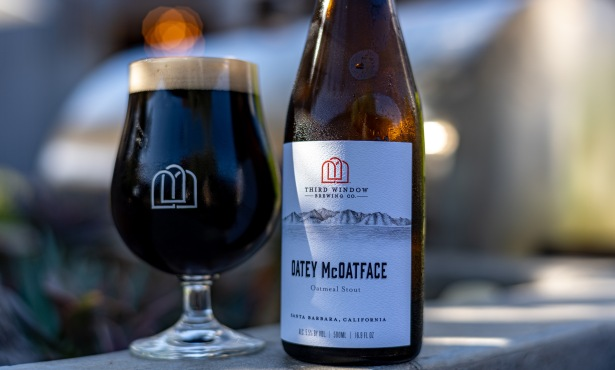 Third Window's Oatey McOatface Oatmeal Stout