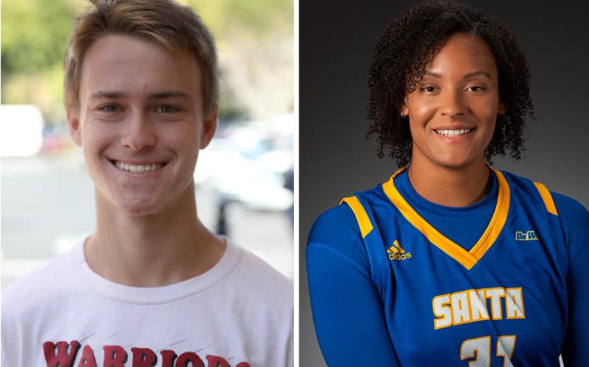 S.B. Athletic Round Table Athletes of the Week