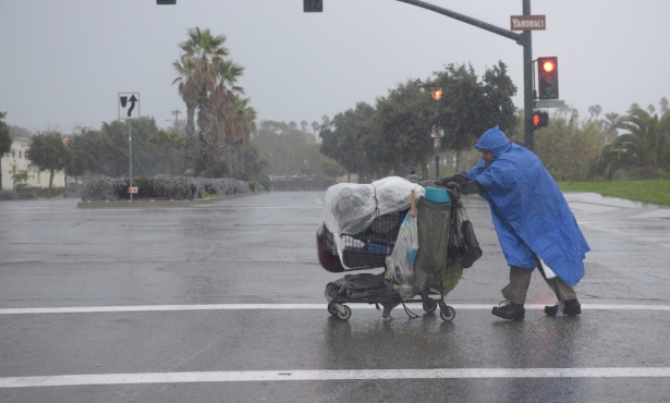 PATH Offers Rain Beds to Homeless Individuals on Sunday