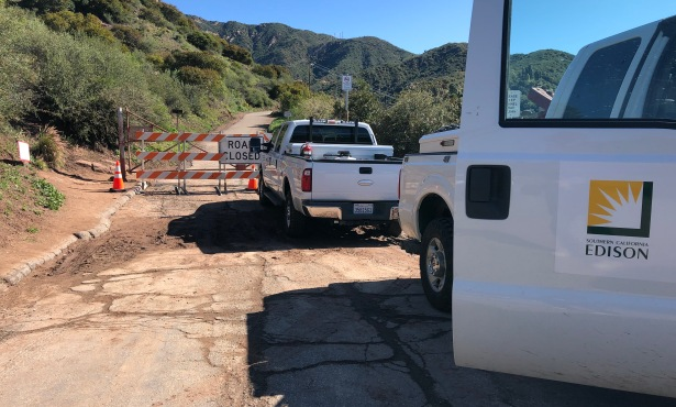 Tunnel Trail Closed for Rockfall Hazard