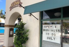 Shop Local, Order Take-Out