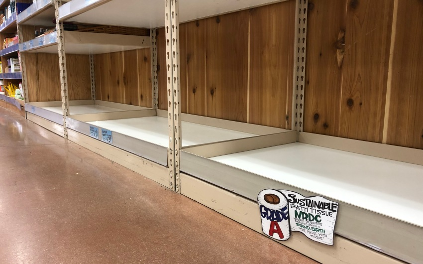 Week One of the Santa Barbara Shutdown