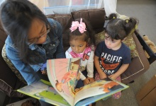Emergency Fund Provides Child Care for Essential Workers