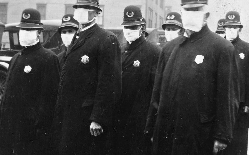 A Short History of Another Horrific Flu in Santa Barbara