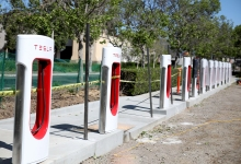 Electric Vehicle Charging Stations Going Up in Goleta