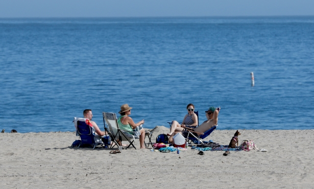 Virus Spiking: All County Beaches Closed. Officials Warn Against Backyard Gatherings